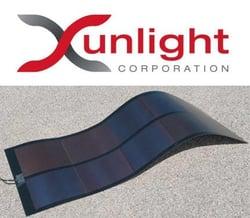 Xunlight Flexible Solar Panel