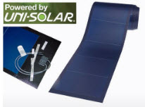 Powered by Uni-Solar
