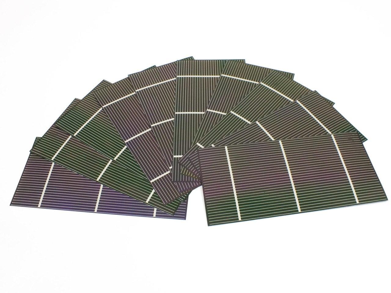 Solopower DIY Solar Cells